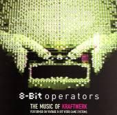 8-BIT OPERATORS:MUSIC OF KRAFTWERK (CD)
